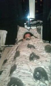 Sov godt....